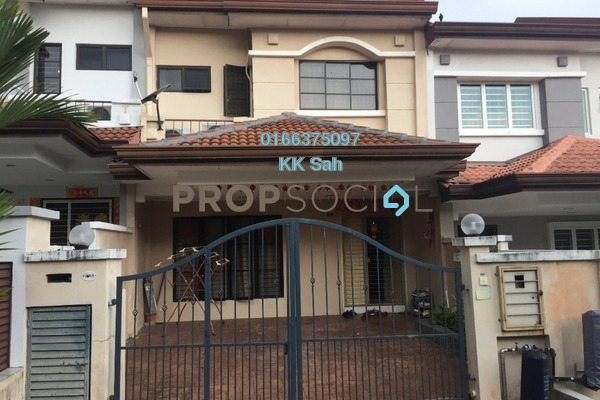 For Sale Link at Taman Damai Impian 2, Bandar Damai Perdana Freehold Semi Furnished 4R/3B 728k