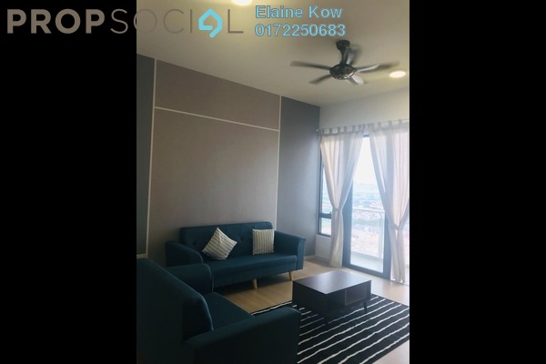 For Rent Condominium at You One, UEP Subang Jaya Freehold Fully Furnished 3R/3B 3.8k