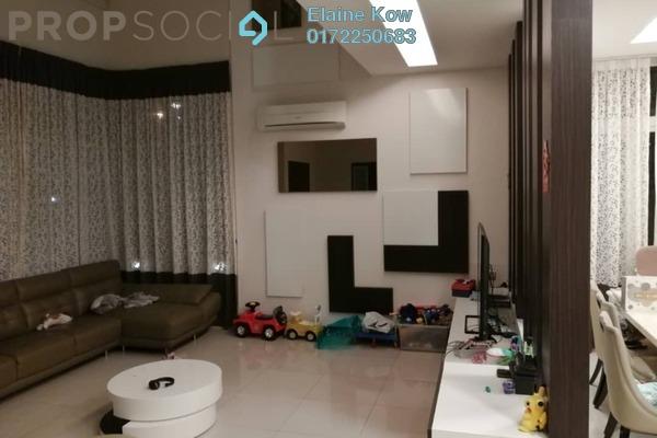 For Sale Semi-Detached at Kinrara Residence, Bandar Kinrara Freehold Semi Furnished 4R/5B 2.2m