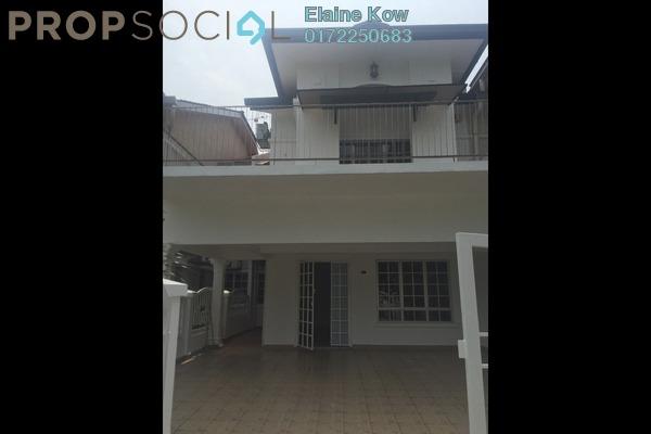 For Sale Terrace at Taman Wawasan, Pusat Bandar Puchong Freehold Semi Furnished 5R/4B 970k