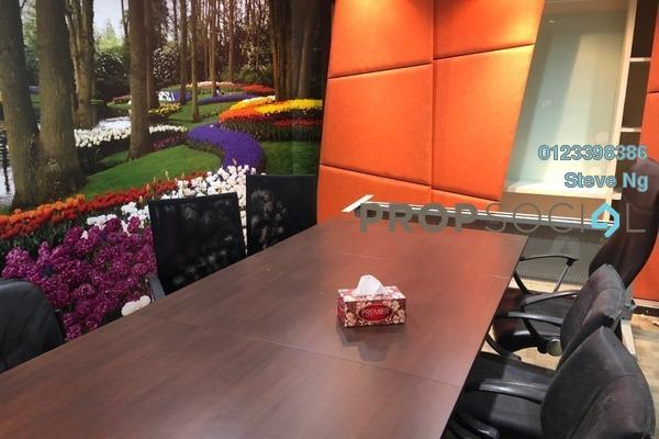 For Rent Office at Plaza Sentral, KL Sentral Freehold Fully Furnished 0R/0B 6k