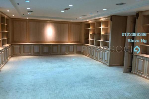 For Rent Office at Plaza Sentral, KL Sentral Freehold Semi Furnished 0R/0B 60k