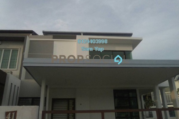 For Sale Terrace at Nafiri, Bandar Bukit Raja Freehold Unfurnished 6R/6B 1.39m