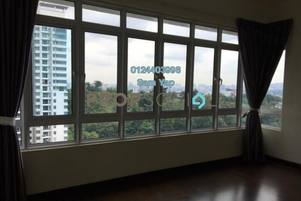 For Rent Condominium at Saville Residence, Old Klang Road Freehold Semi Furnished 3R/3B 3.3k