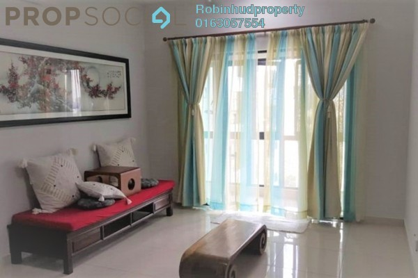 For Rent Condominium at The Haute, Keramat Freehold Fully Furnished 3R/2B 2.6k