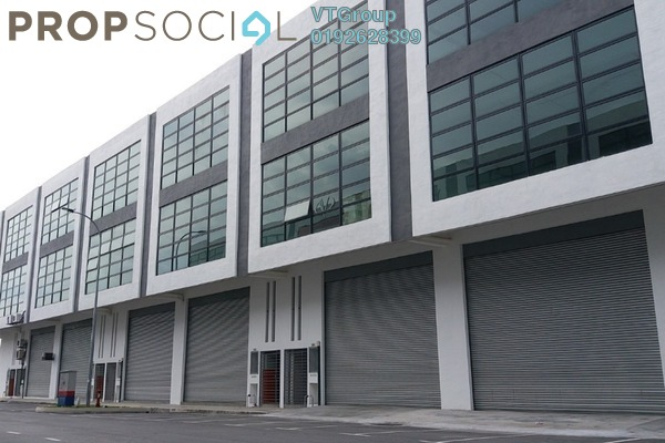 For Rent Factory at MIVO Industrial Avenue, Kepong Freehold Unfurnished 1R/6B 8k