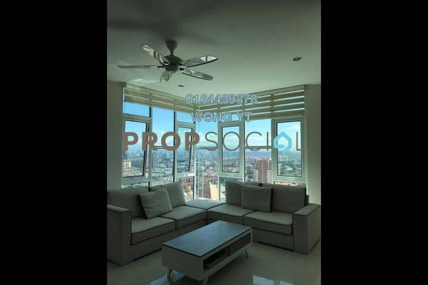 For Rent Condominium at Nadayu28, Bandar Sunway Freehold Fully Furnished 1R/1B 1.7k
