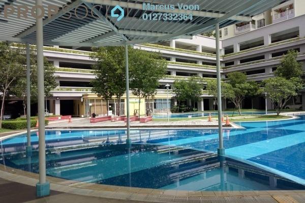 For Rent Condominium at Platinum Lake PV20, Setapak Freehold Semi Furnished 4R/2B 1.7k