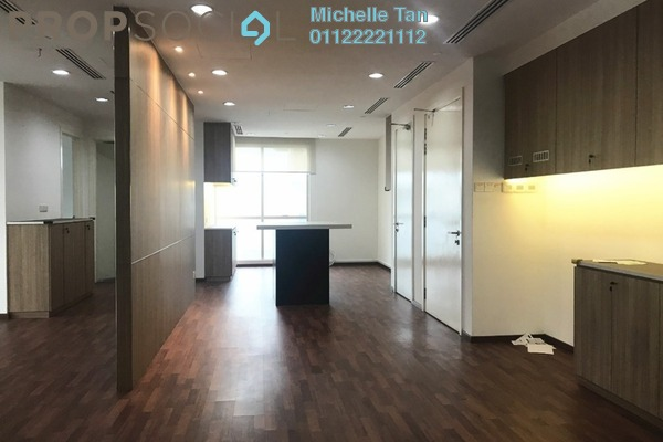 For Rent Serviced Residence at Binjai 8, KLCC Freehold Semi Furnished 2R/2B 6.5k