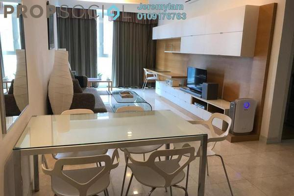For Sale Serviced Residence at Marc Service Residence, KLCC Freehold Fully Furnished 2R/2B 1.5m