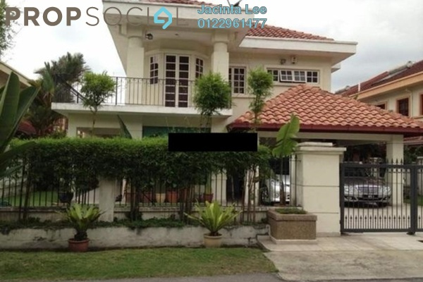 For Sale Bungalow at 28 Residency, Sunway Damansara Freehold Semi Furnished 6R/5B 2.19m