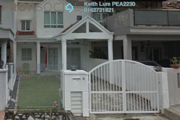 For Sale Terrace at USJ 4, UEP Subang Jaya Freehold Semi Furnished 3R/3B 840k