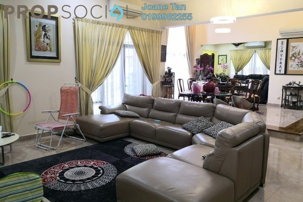 For Sale Semi-Detached at Changkat Kiara, Dutamas Freehold Semi Furnished 6R/6B 3.3m