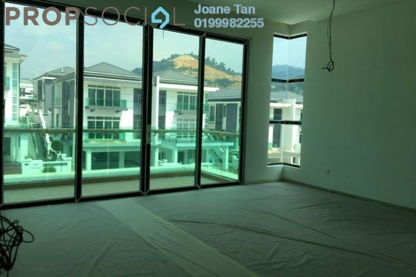 For Sale Semi-Detached at Wira Heights, Bandar Sungai Long Freehold Unfurnished 5R/5B 1.69m