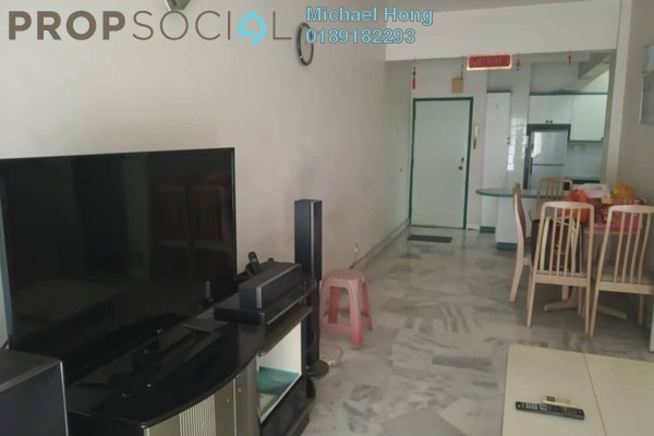 For Sale Condominium at Bukit Gembira, Kuchai Lama Freehold Fully Furnished 3R/2B 420k
