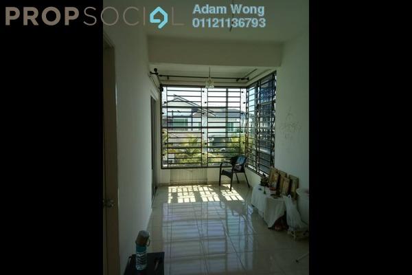 For Sale Terrace at Taman Nusari Aman, Bandar Sri Sendayan Freehold Semi Furnished 4R/3B 520k