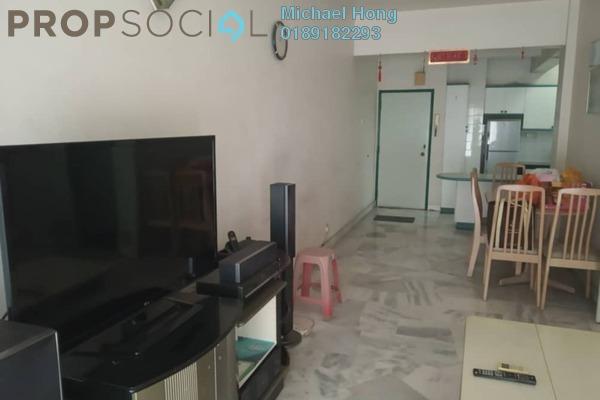For Rent Condominium at Bukit Gembira, Kuchai Lama Freehold Fully Furnished 3R/2B 1.3k