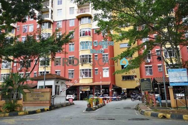For Sale Apartment at Sri Astana, Batu Caves Freehold Semi Furnished 4R/2B 320k