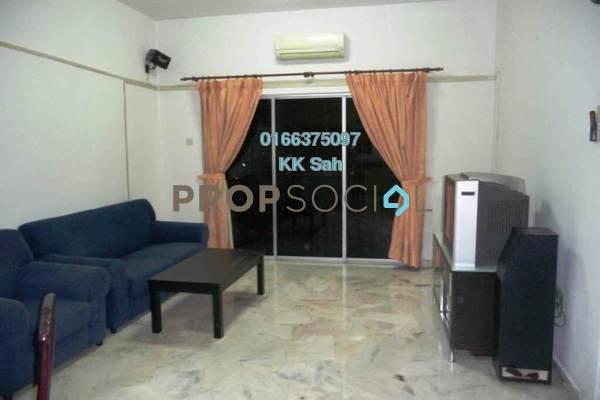 For Sale Condominium at Petaling Indah, Sungai Besi Freehold Semi Furnished 2R/2B 295k