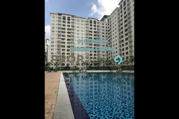 For Rent Condominium at SuriaMas, Bandar Sunway Freehold Fully Furnished 4R/2B 2k