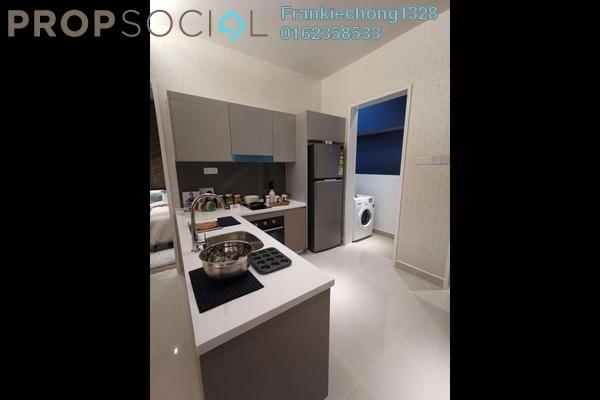 For Sale Condominium at Trion @ KL, Kuala Lumpur Freehold Semi Furnished 2R/2B 470k