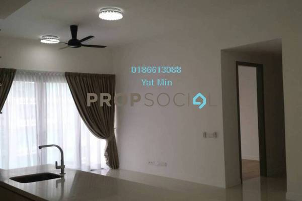 For Sale Condominium at Reflection Residences, Mutiara Damansara Freehold Semi Furnished 3R/2B 995k