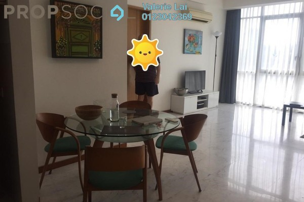 For Rent Condominium at Twins, Damansara Heights Freehold Fully Furnished 1R/1B 2.5k