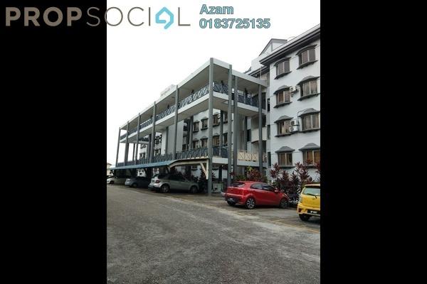 For Sale Condominium at Sri Ledang, Wangsa Maju Freehold Semi Furnished 4R/2B 480k