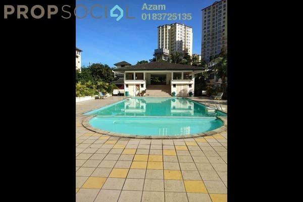 For Sale Condominium at Villa Pawana, Keramat Freehold Semi Furnished 3R/3B 560k