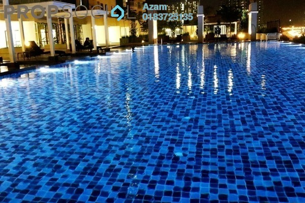 For Sale Serviced Residence at Alam Sanjung, Shah Alam Freehold Semi Furnished 1R/1B 230k