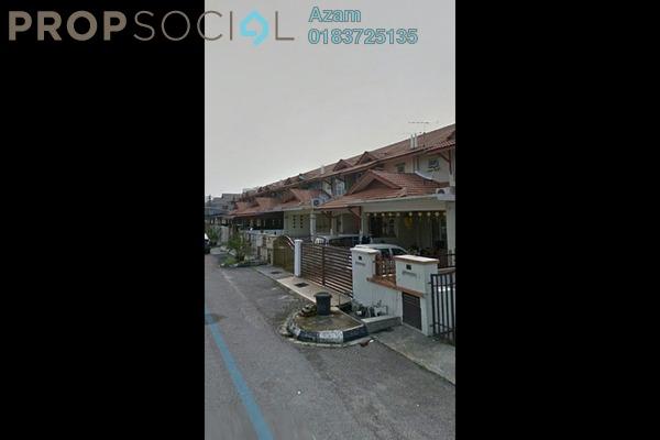 For Sale Terrace at Taman Gombak Permai, Batu Caves Freehold Semi Furnished 4R/3B 569k