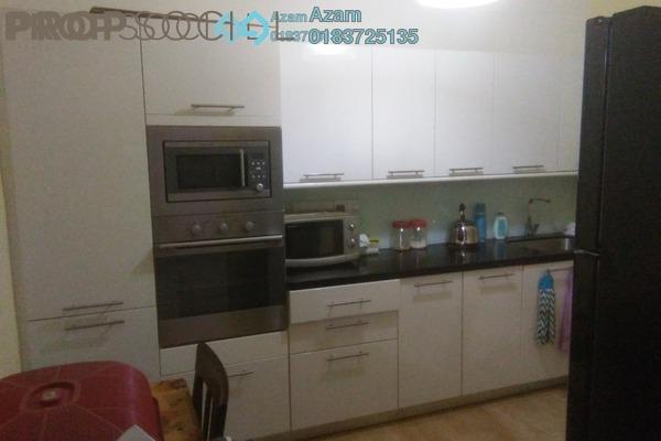 For Sale Terrace at Puncak Setiawangsa, Wangsa Maju Freehold Fully Furnished 4R/3B 940k