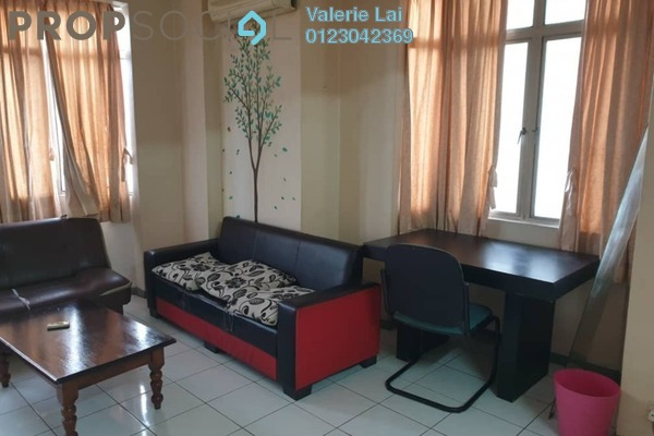 For Sale Condominium at Bukit OUG Condominium, Bukit Jalil Freehold Fully Furnished 2R/1B 270k