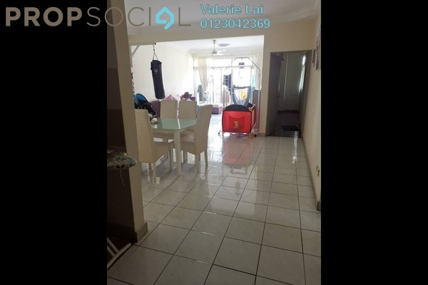 For Sale Condominium at Bukit OUG Condominium, Bukit Jalil Freehold Semi Furnished 3R/2B 450k