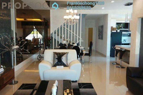 For Sale Terrace at Anggun 1, Rawang Freehold Unfurnished 4R/3B 508k