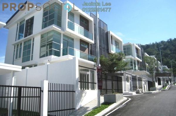 For Sale Semi-Detached at Cahaya Villas, TTDI Freehold Semi Furnished 8R/5B 1.53m