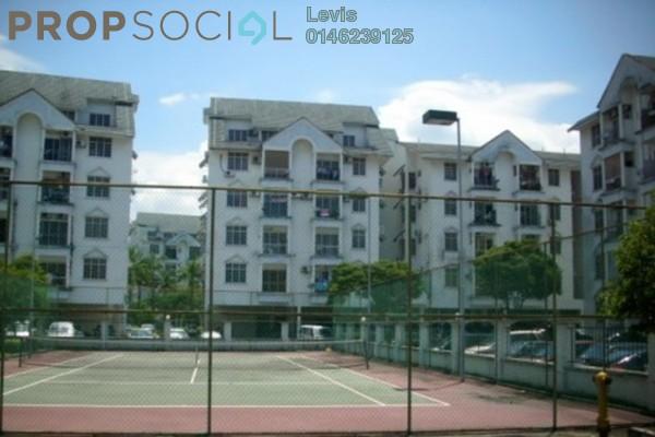 For Rent Condominium at Tiara Ampang, Ampang Freehold Fully Furnished 2R/2B 2k