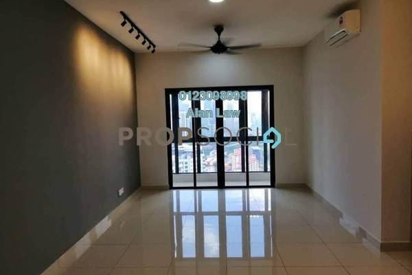For Rent Condominium at The Haute, Keramat Freehold Semi Furnished 3R/2B 2.6k