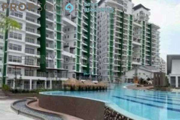 For Rent Condominium at D'Pines, Pandan Indah Freehold Fully Furnished 3R/2B 1.3k