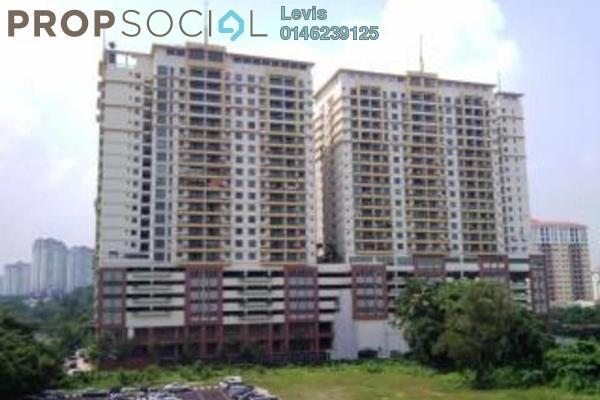 For Rent Condominium at D'Alamanda, Cheras Freehold Fully Furnished 2R/2B 1.5k