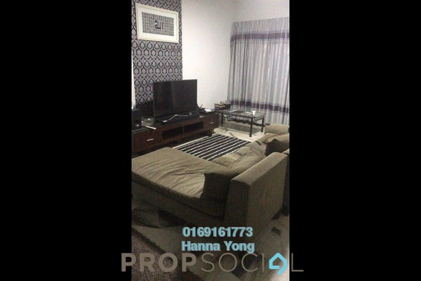 For Rent Apartment at Lagoon Perdana, Bandar Sunway Freehold Semi Furnished 3R/2B 1.1k