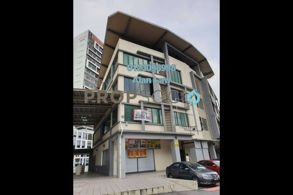 For Rent Shop at Hedgeford 10 Residences, Wangsa Maju Freehold Unfurnished 0R/0B 8k