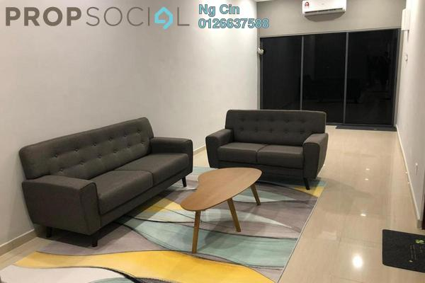For Rent Terrace at SS15, Subang Jaya Freehold Fully Furnished 4R/2B 2.5k