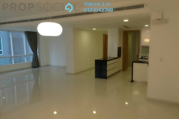 For Sale Condominium at Verticas Residensi, Bukit Ceylon Freehold Semi Furnished 4R/3B 2.3m