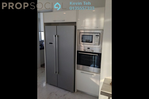 For Rent Condominium at Kiara 9, Mont Kiara Freehold Semi Furnished 3R/3B 7k