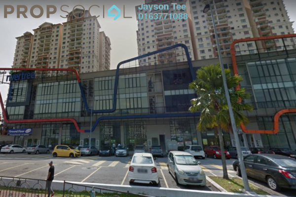For Rent Shop at 20 Rivertree, Seri Kembangan Freehold Unfurnished 0R/0B 8.8k