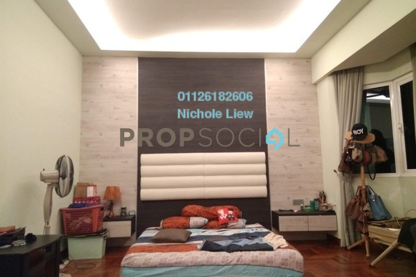 For Sale Duplex at Taman Hulu Langat Jaya, Batu 9 Cheras Freehold Fully Furnished 4R/4B 480k
