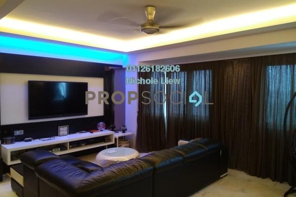 For Sale Condominium at Taman Hulu Langat Jaya, Batu 9 Cheras Freehold Fully Furnished 4R/4B 478k
