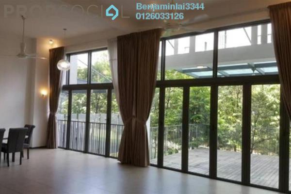 For Rent Terrace at The Mansions, Desa ParkCity Freehold Fully Furnished 7R/6B 16k