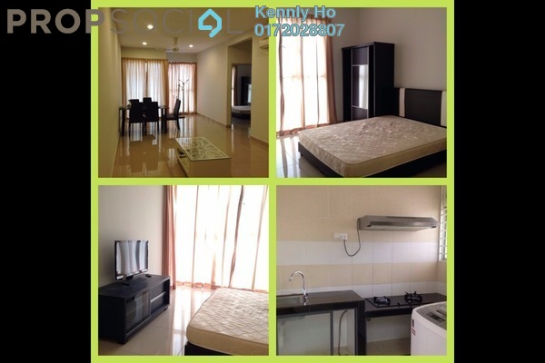 For Rent Condominium at Pacific Place, Ara Damansara Leasehold Fully Furnished 2R/0B 2k